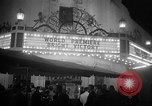 Image of Bright Victory movie premiere Hollywood Los Angeles California USA, 1951, second 8 stock footage video 65675050615