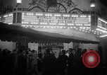 Image of Bright Victory movie premiere Hollywood Los Angeles California USA, 1951, second 9 stock footage video 65675050615