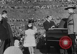 Image of Princess Elizabeth and Duke Phillip Toronto Ontario Canada, 1951, second 7 stock footage video 65675050619