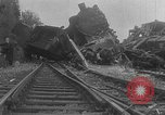 Image of train collision Austria, 1951, second 9 stock footage video 65675050620