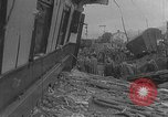 Image of train collision Austria, 1951, second 12 stock footage video 65675050620