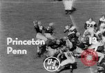 Image of College football Philadelphia Pennsylvania USA, 1951, second 7 stock footage video 65675050623