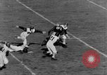 Image of College football Philadelphia Pennsylvania USA, 1951, second 9 stock footage video 65675050623