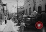 Image of street Caracas Venezuela, 1940, second 2 stock footage video 65675050635