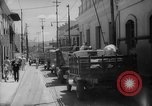 Image of street Caracas Venezuela, 1940, second 12 stock footage video 65675050635