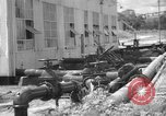 Image of pumping station Caracas Venezuela, 1940, second 1 stock footage video 65675050649