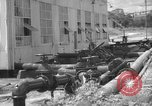 Image of pumping station Caracas Venezuela, 1940, second 2 stock footage video 65675050649