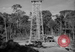 Image of oil derrick Caracas Venezuela, 1940, second 12 stock footage video 65675050651
