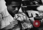 Image of small industries Bandung Indonesia, 1955, second 11 stock footage video 65675050657