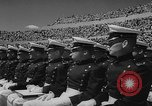 Image of graduation ceremony United States USA, 1963, second 10 stock footage video 65675050666