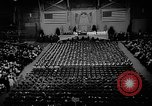 Image of graduation ceremony United States USA, 1963, second 3 stock footage video 65675050667
