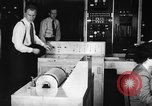 Image of calculating machine Cambridge Massachusetts USA, 1945, second 8 stock footage video 65675050700