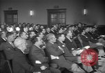 Image of group of men United States USA, 1945, second 9 stock footage video 65675050702