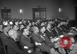 Image of group of men United States USA, 1945, second 11 stock footage video 65675050702