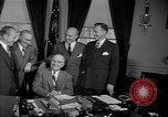 Image of Harry Truman Washington DC USA, 1945, second 2 stock footage video 65675050703