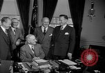 Image of Harry Truman Washington DC USA, 1945, second 3 stock footage video 65675050703