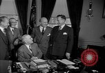 Image of Harry Truman Washington DC USA, 1945, second 4 stock footage video 65675050703