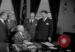 Image of Harry Truman Washington DC USA, 1945, second 5 stock footage video 65675050703