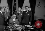 Image of Harry Truman Washington DC USA, 1945, second 6 stock footage video 65675050703