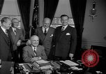 Image of Harry Truman Washington DC USA, 1945, second 7 stock footage video 65675050703