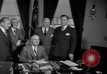 Image of Harry Truman Washington DC USA, 1945, second 8 stock footage video 65675050703