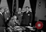 Image of Harry Truman Washington DC USA, 1945, second 10 stock footage video 65675050703