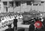 Image of funeral procession Europe, 1945, second 5 stock footage video 65675050705