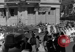 Image of funeral procession Europe, 1945, second 10 stock footage video 65675050705