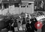 Image of funeral procession Europe, 1945, second 11 stock footage video 65675050705