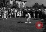 Image of golf tournament United States USA, 1945, second 5 stock footage video 65675050711