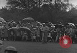 Image of 1953 Masters golf tournament Augusta Georgia USA, 1953, second 9 stock footage video 65675050715