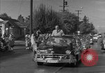 Image of President Eisenhower Portland Oregon USA, 1956, second 10 stock footage video 65675050724