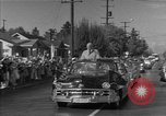 Image of President Eisenhower Portland Oregon USA, 1956, second 12 stock footage video 65675050724