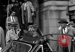 Image of President Eisenhower Portland Oregon USA, 1956, second 3 stock footage video 65675050726