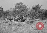 Image of Antiaircraft gunners throw off camouflage and maneuver guns Hammond Louisiana USA, 1943, second 10 stock footage video 65675050733