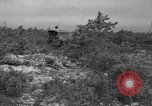 Image of 55th Brigade AAA gun crew trains at gunnery range Hammond Louisiana USA, 1943, second 4 stock footage video 65675050735