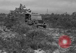 Image of 55th Brigade AAA gun crew trains at gunnery range Hammond Louisiana USA, 1943, second 6 stock footage video 65675050735