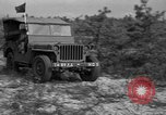 Image of 55th Brigade AAA gun crew trains at gunnery range Hammond Louisiana USA, 1943, second 8 stock footage video 65675050735