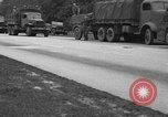 Image of U.S. Army troops practice road blocking tactics Hammond Louisiana USA, 1943, second 12 stock footage video 65675050737