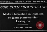 Image of bakeshop Tacoma Washington USA, 1930, second 4 stock footage video 65675050770