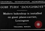 Image of bakeshop Tacoma Washington USA, 1930, second 5 stock footage video 65675050770