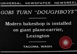 Image of bakeshop Tacoma Washington USA, 1930, second 6 stock footage video 65675050770