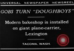 Image of bakeshop Tacoma Washington USA, 1930, second 7 stock footage video 65675050770