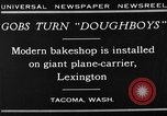 Image of bakeshop Tacoma Washington USA, 1930, second 8 stock footage video 65675050770