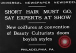 Image of Convention of Beauty Culturists Philadelphia Pennsylvania USA, 1930, second 6 stock footage video 65675050772