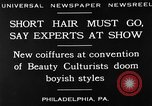 Image of Convention of Beauty Culturists Philadelphia Pennsylvania USA, 1930, second 12 stock footage video 65675050772