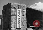 Image of Japanese high school boys train with soldiers Japan, 1942, second 8 stock footage video 65675050776