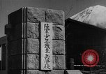 Image of Japanese high school boys Japan, 1942, second 11 stock footage video 65675050776