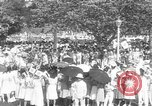 Image of Japanese victory march Manila Philippines, 1942, second 9 stock footage video 65675050783