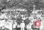 Image of Japanese victory march Manila Philippines, 1942, second 11 stock footage video 65675050783